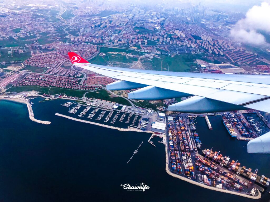 Flight To Turkey | Shawnife Lifestyle and Travels