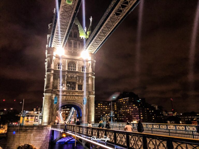 Tower Bridge London | Shawnife Lifestyle and Travels